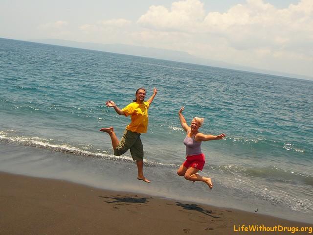 Беременность на Бали