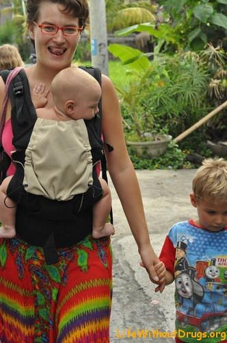 Путешествия с детьми - это легко!