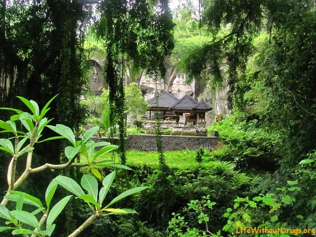 Пейзажи Гунунг Кави