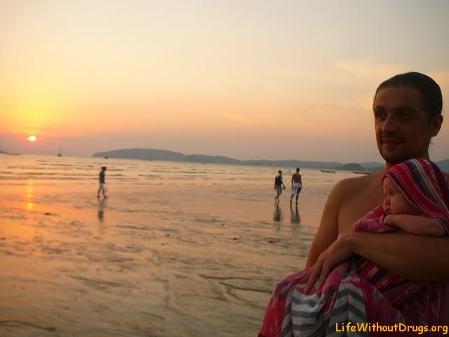 Закаты в Ао Нанге