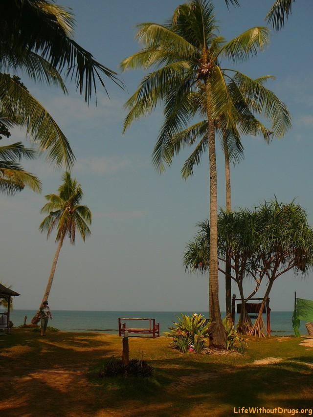 Самостоятельно в Таиланд