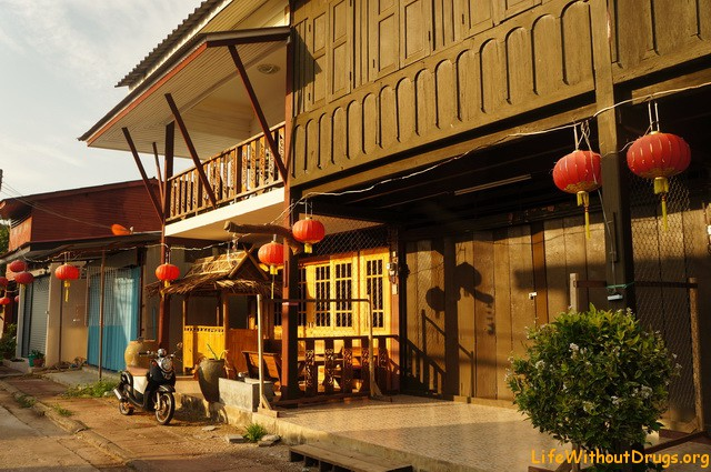 Старый город на Ко Ланта