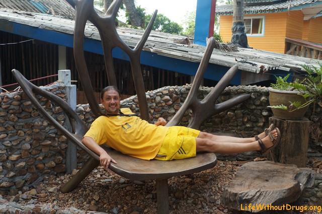 экзотический резорт на юге острова Ко Ланта