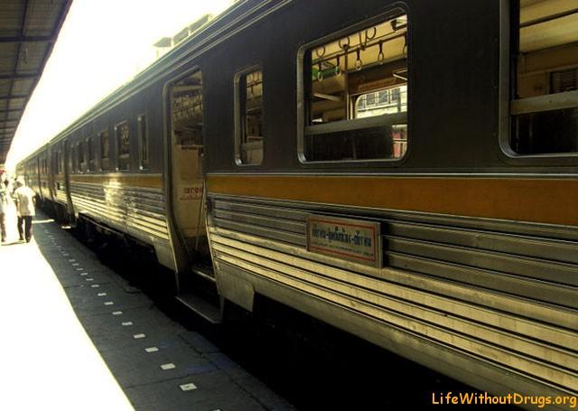 железная дорога таиланда