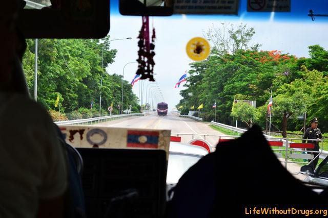 Наш путь во Ванг Вьенг (Лаос)