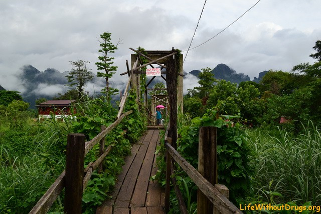 Лаос, Ванг Вьенг