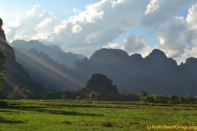 Лаос, Ванг Виенг