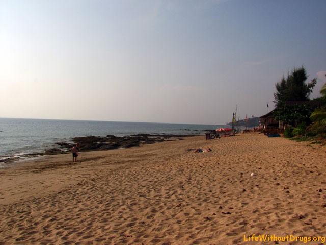 Пляж Клонг Нин, остров Ко Ланта