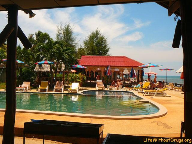 Район пляжа Клонг Конг, остров Ко Ланта