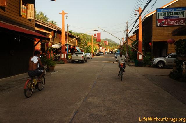 Старый город - остров Ко Ланта