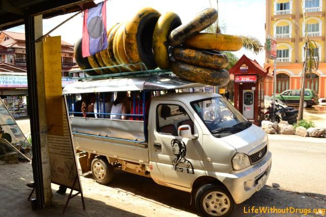 Самостоятельные путешествия - Лаос