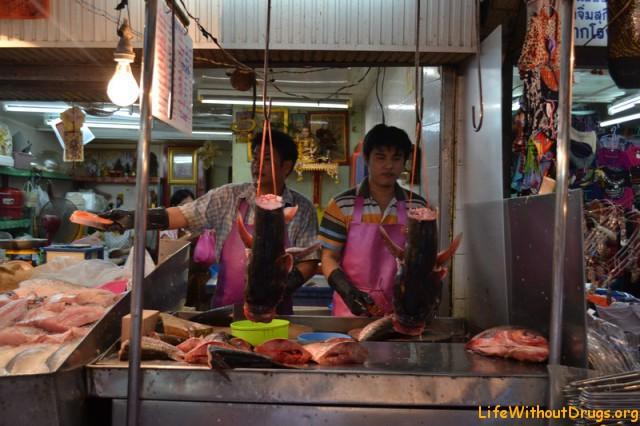 Китайский квартал в Бангкоке (China Town)