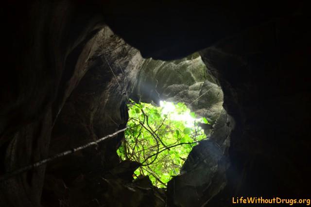 Пещеры во Ванг Вьенге