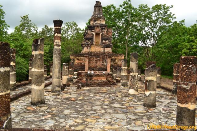 Исторический парк Сукхотай - полезная информация  Блог ...