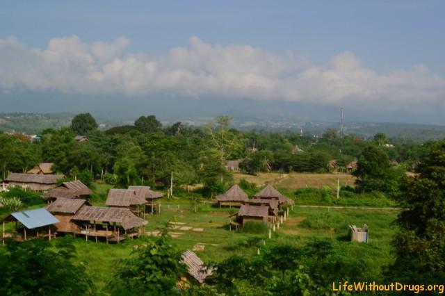 Пай - деревушка на севере Таиланда