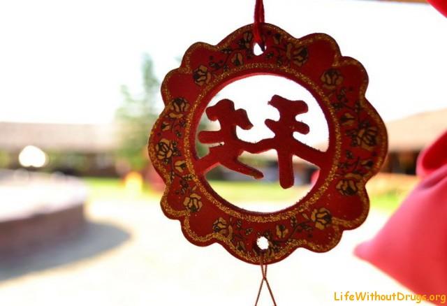 Китайский амулет
