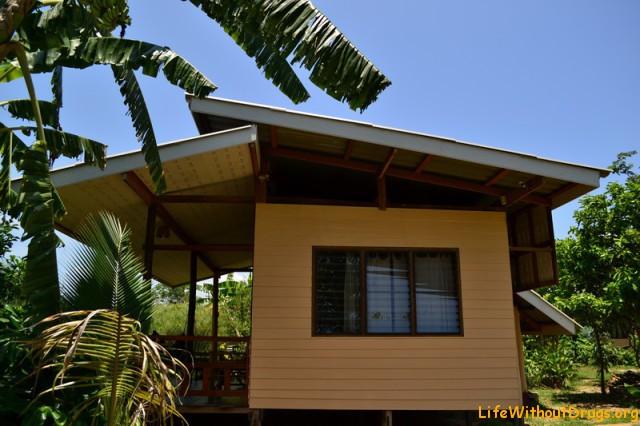 Наш домик в Пае