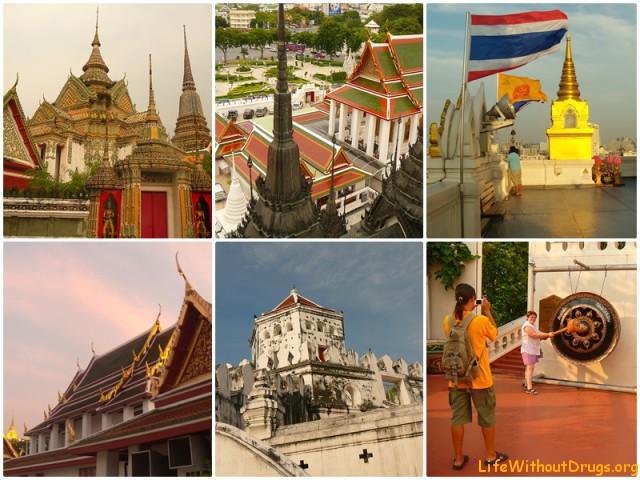 historical bangkok