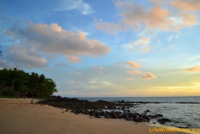 Ко Ланта остров пенсионеров и детей