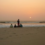 Морджим, Гоа, Индия