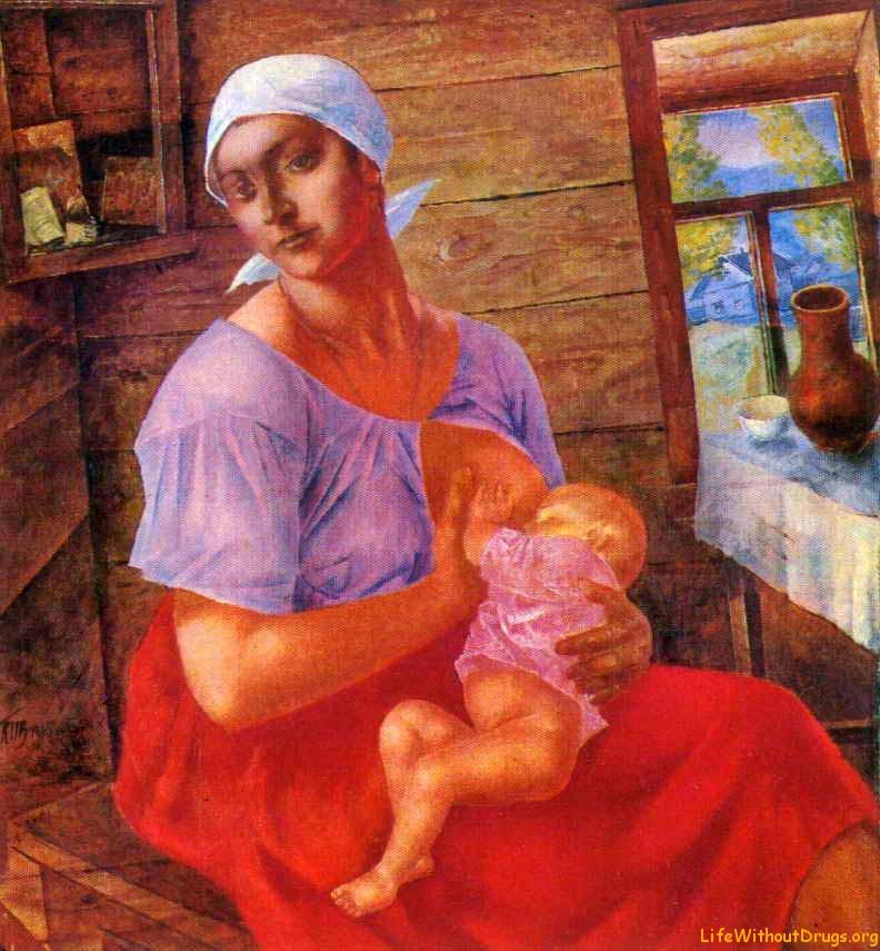 Православная мама грудь 16 фотография