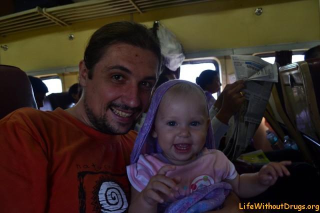 Путешествие с детьми