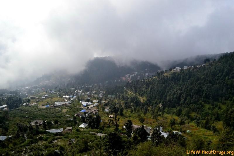 Верхняя Дхарамсала,Дарамкот