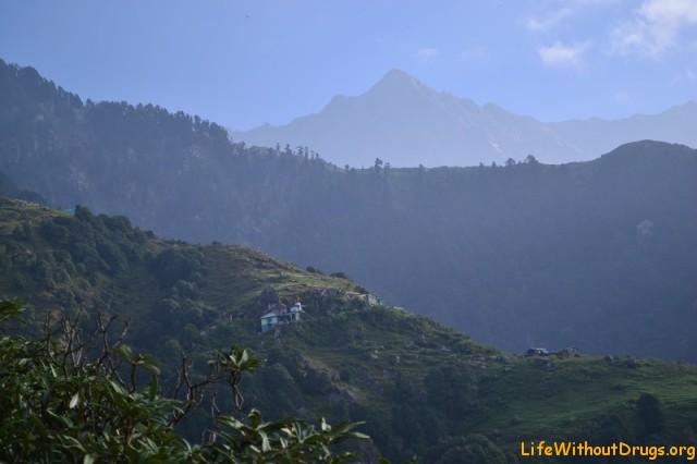 Прогулка по Гималаям - путь в Триунд