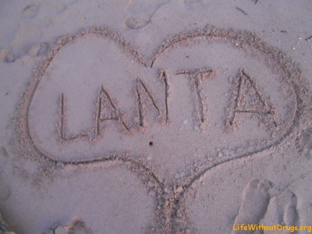 Ко Ланта - чудесный островок