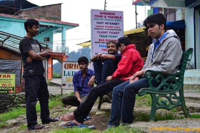 Путешествие в Индию, Багсу