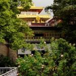 Норбулинка — летняя резиденция Далай Ламы