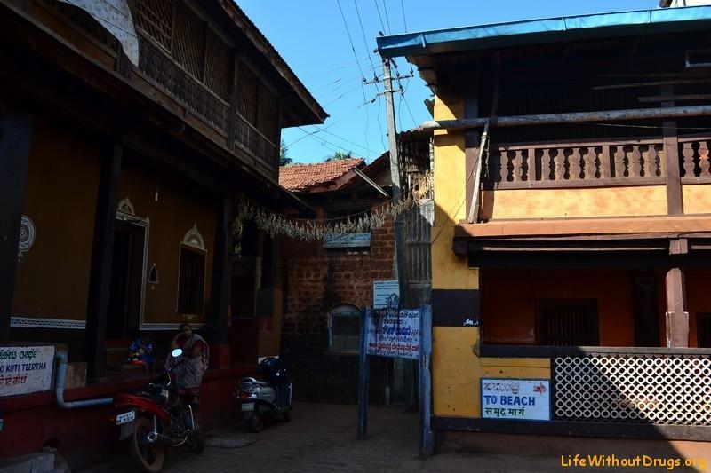 Гокарна фото Карнатака