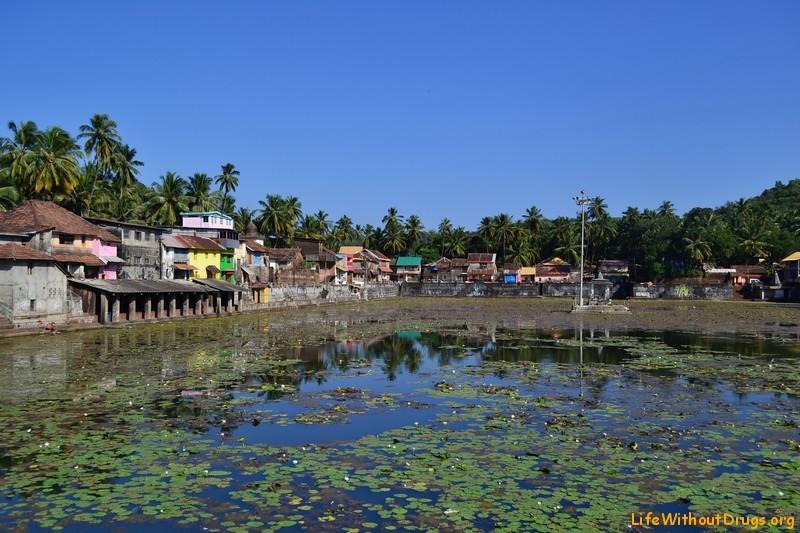 Гокарны фото Карнатака