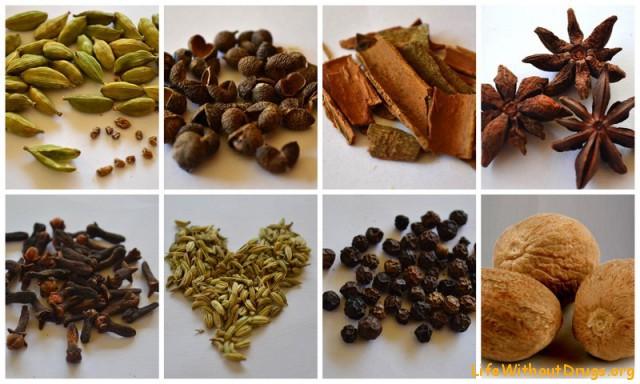 Индийская кухня. Рецепт чая Масала
