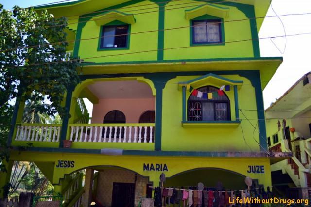 наш дом в Гоа