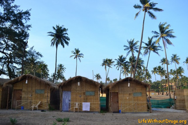 Бунгало в Гоа