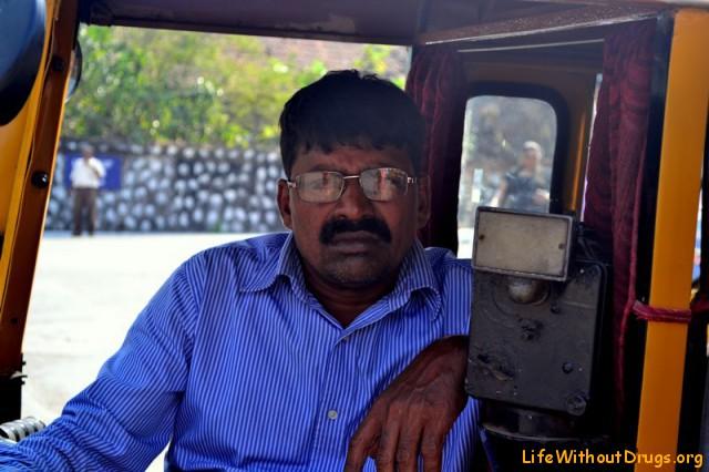 Индийские рикши, фото  Индийские рикши, фото