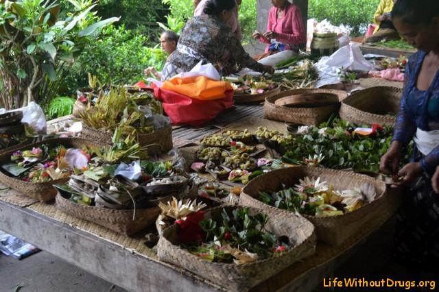 Традиции Бали