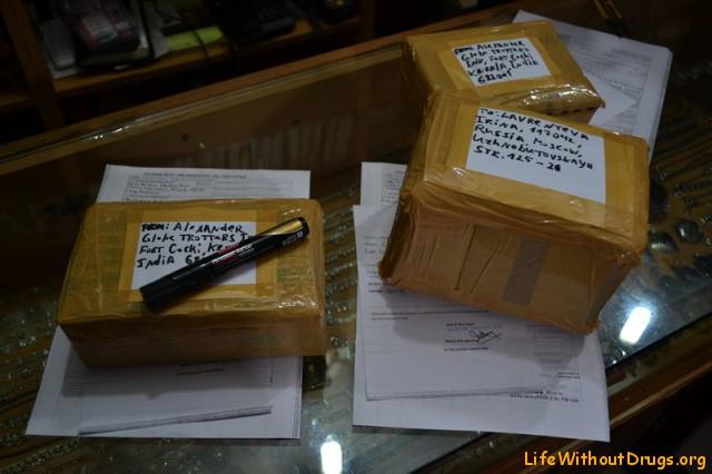 почта Индии