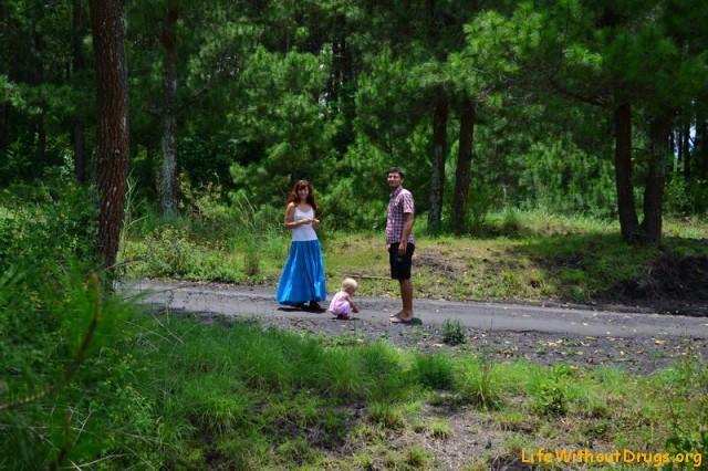 Наши прогулки по Бали
