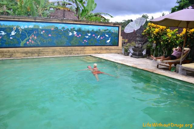 Наш домик на Бали