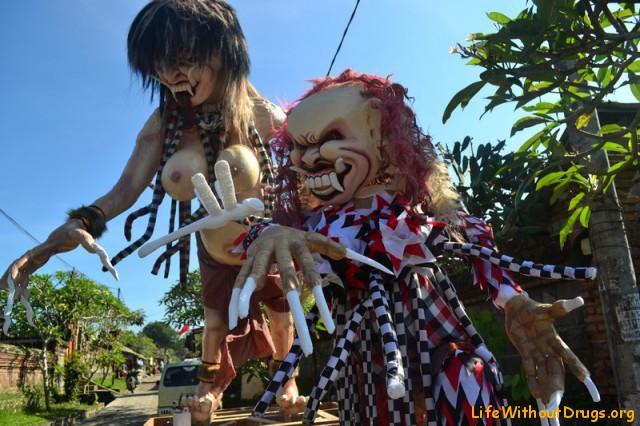 Балийские праздники