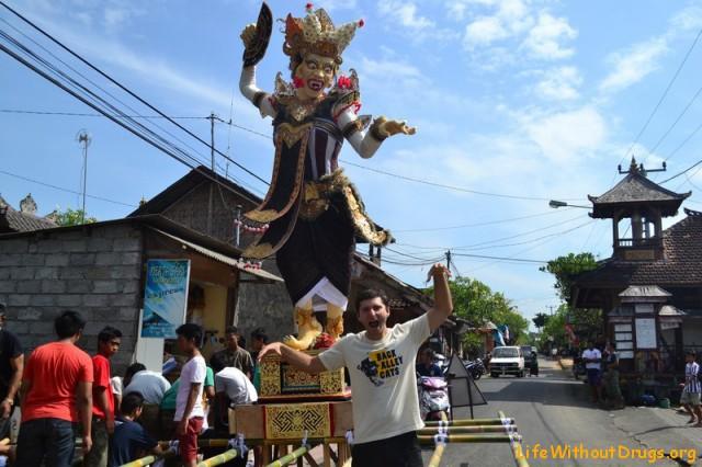 Балийский новый год - Ньепи