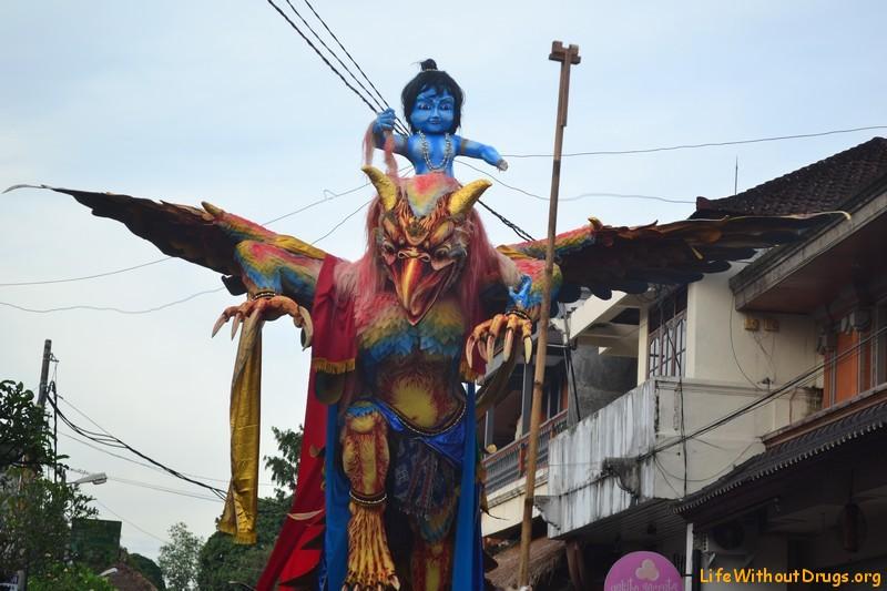 Ньепи - балийский новый год