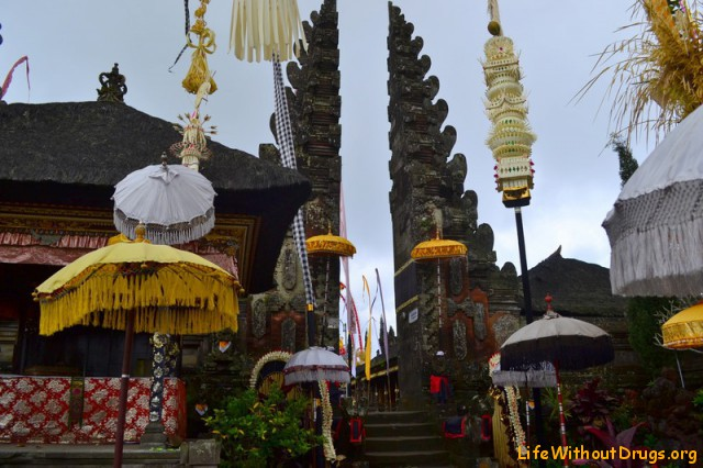 Храм Батур, Бали