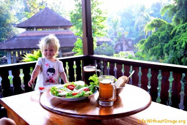 Наш домик в балийском стиле