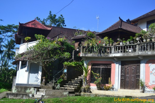 Наш дом в Убуде