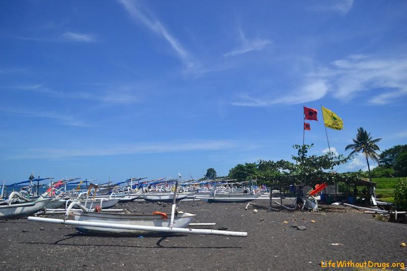 Пляж Уджунг Бали