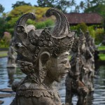 Водные дворцы Бали — Уджунг и Тирта Ганга.
