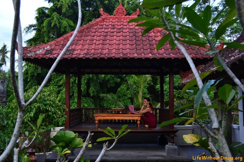 Наш дом на Бали